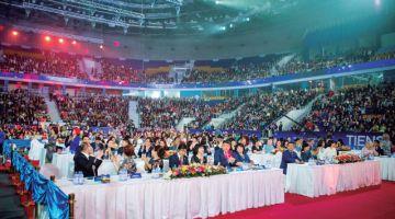 Торжественная конференция в Алматы