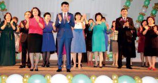 Праздник успеха и процветания в Усть-Каменогорске
