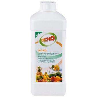 """Моющее средство для для овощей, фруктов и столовых приборов """"Dicho"""""""